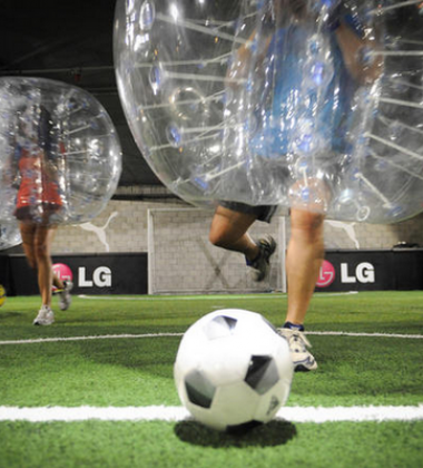 Kids | Bubble voetbal