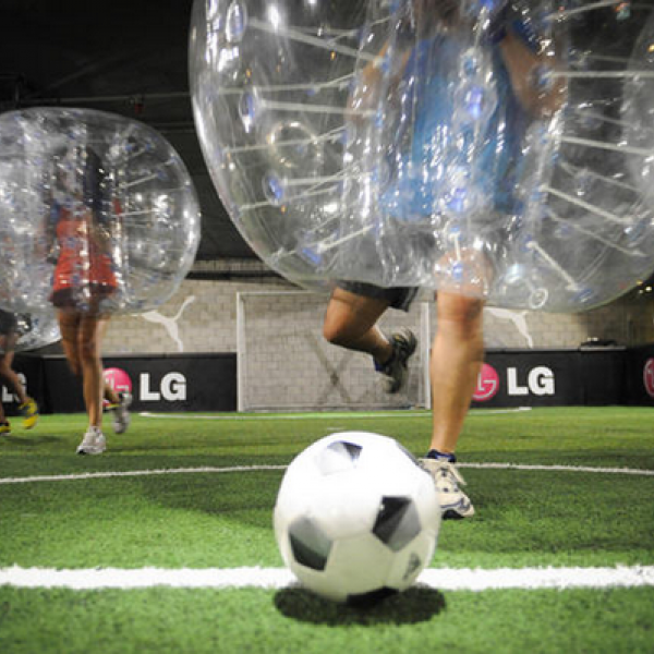 Kids | Bubble football